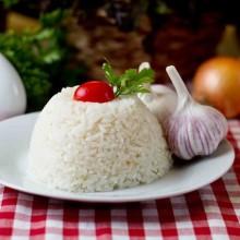 Cómo hacer arroz?